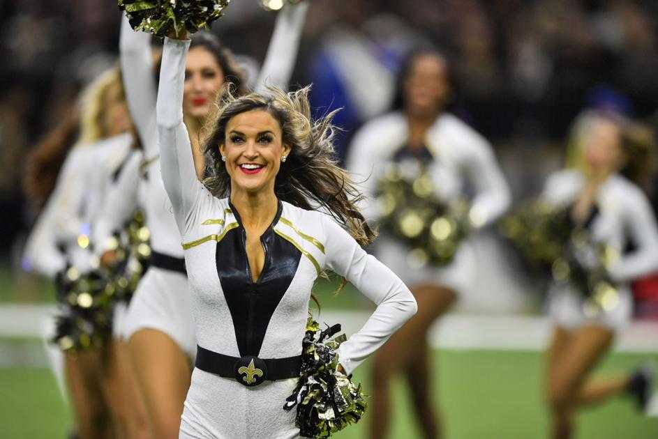 The story behind major changes to New Orleans Saintsations' 2018 uniforms