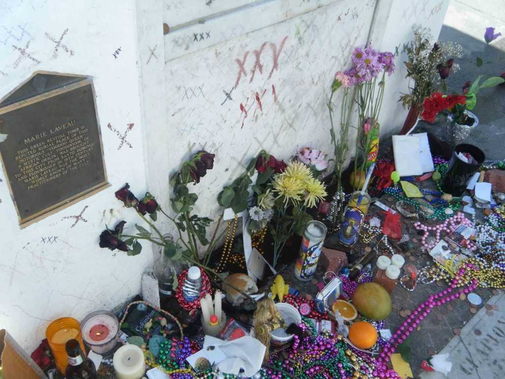 Voodoo Queen Marie Laveau is still alive in New Orleans