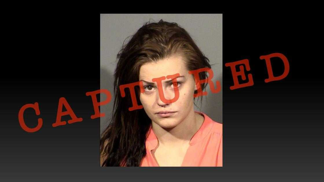 Woman accused of running over, killing Las Vegas salon owner arrested in Phoenix