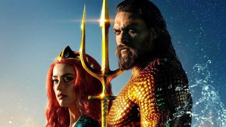 Aquaman becomes the DCEU's first $1 billion box-office baby