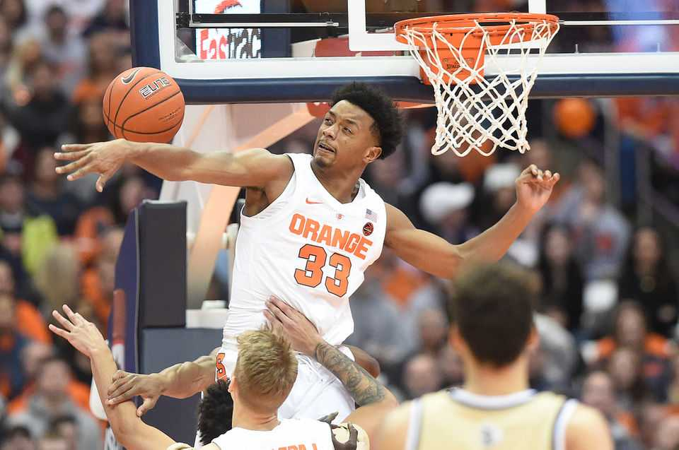 Best and worst from Syracuse basketball's loss to Georgia Tech