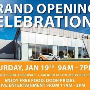 CarLotz Grand Opening Event