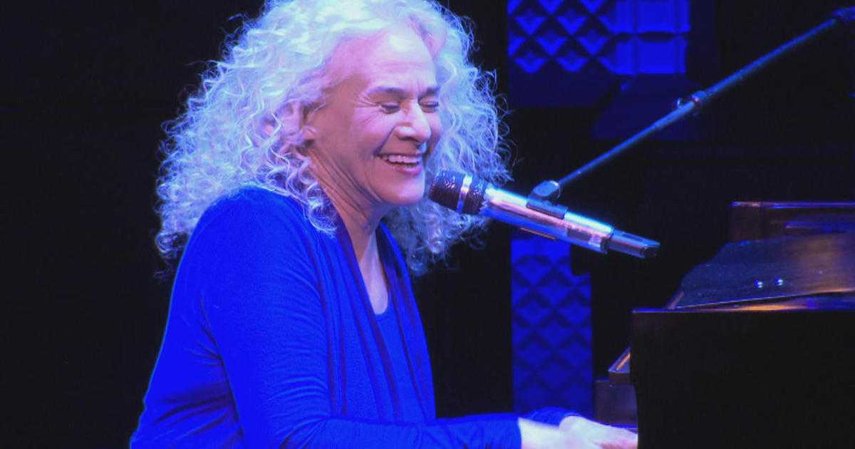 "Carole King and her ""Beautiful"" life"