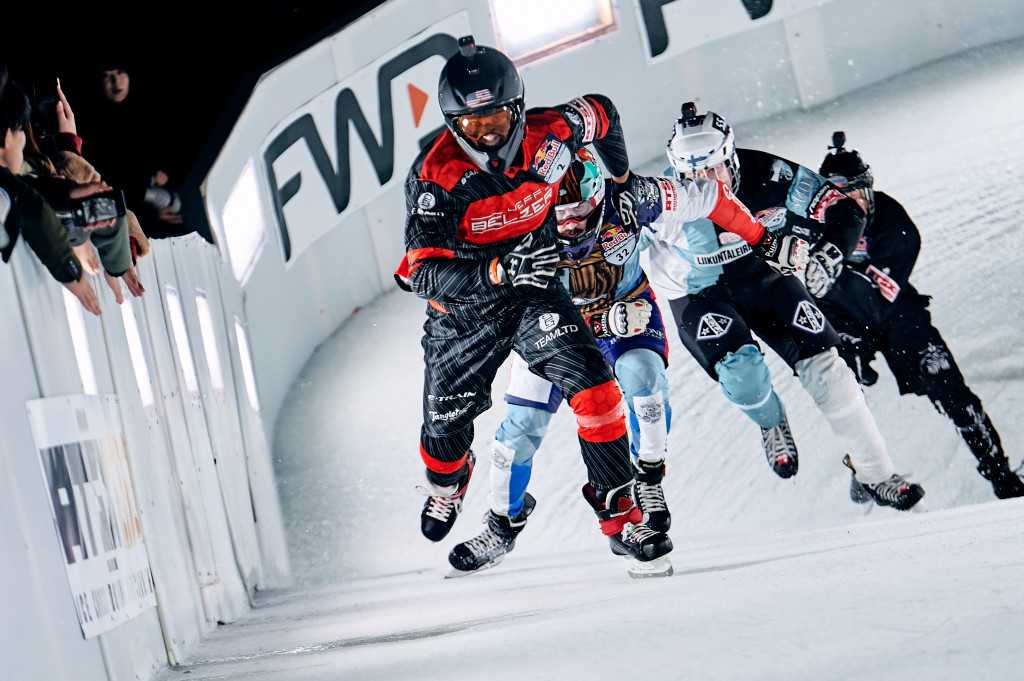 Crashed Ice coming to a ballpark near you