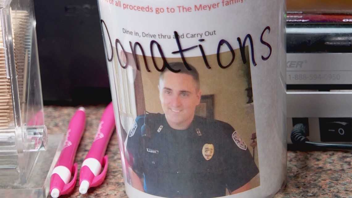 Fairdale restaurant to hold fundraiser for Detective Jeremy Meyer's family