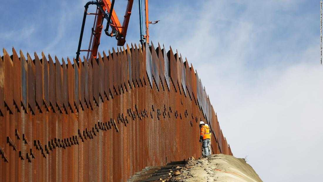 GoFundMe to refund the $20 million raised for the border wall
