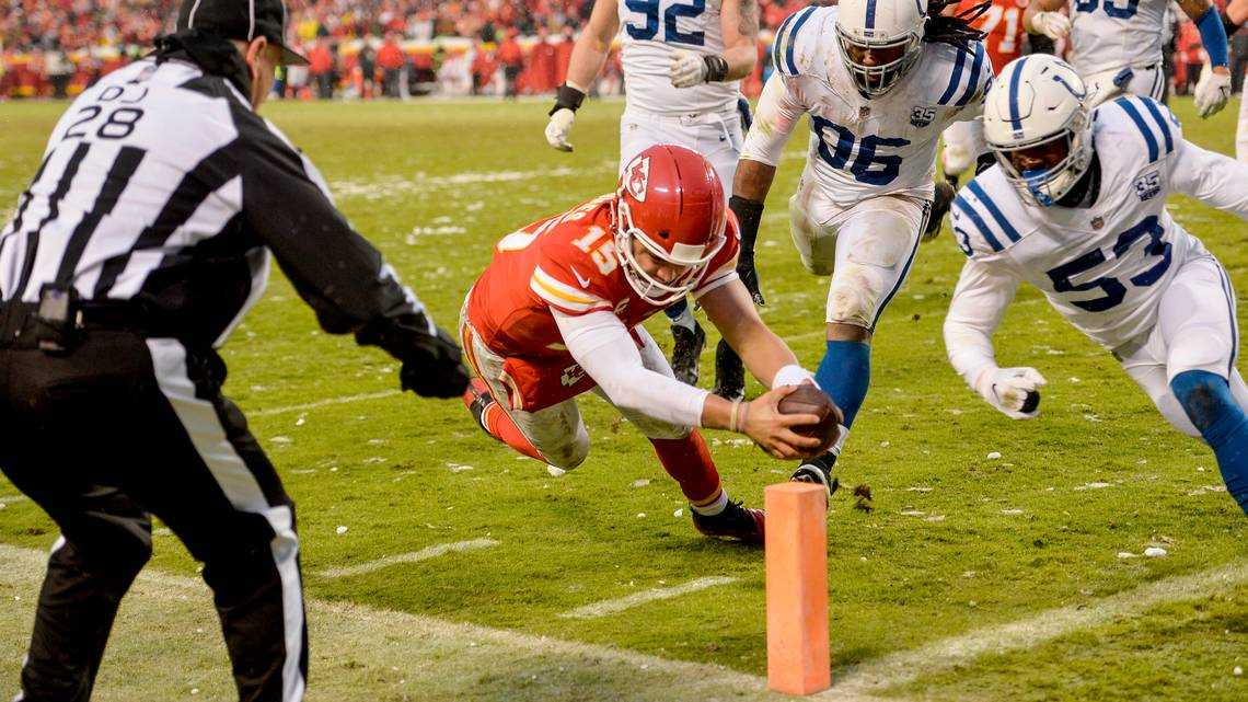 Here's the drive that prevented another Chiefs playoff collapse