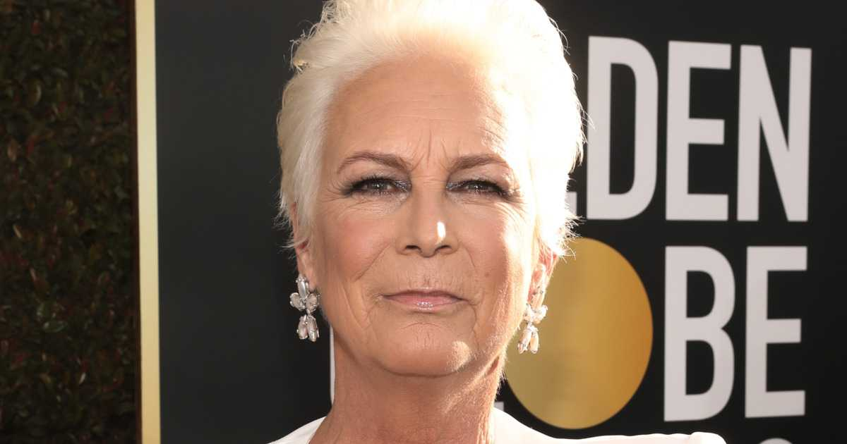 Jamie Lee Curtis Loathed All That Spon Con on the Golden Globes Red Carpet