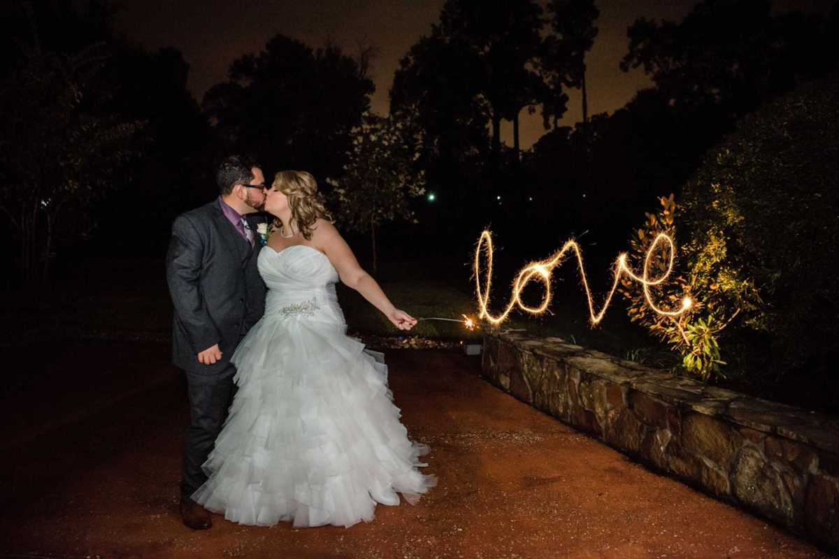 Love Story: What happens in Vegas leads to wedding in Conroe