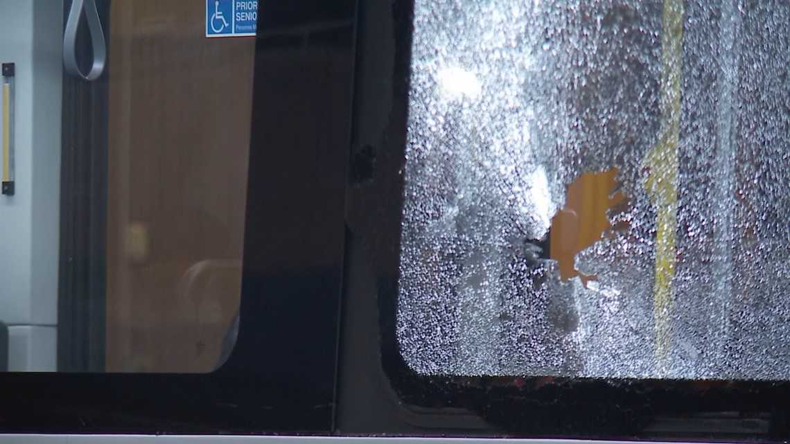 Man injured in December shooting while aboard TARC bus dies