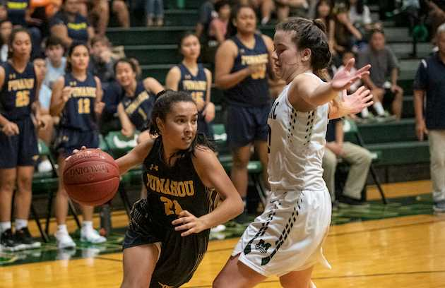 Melody Lum leads Punahou to OT win over Mid-Pacific