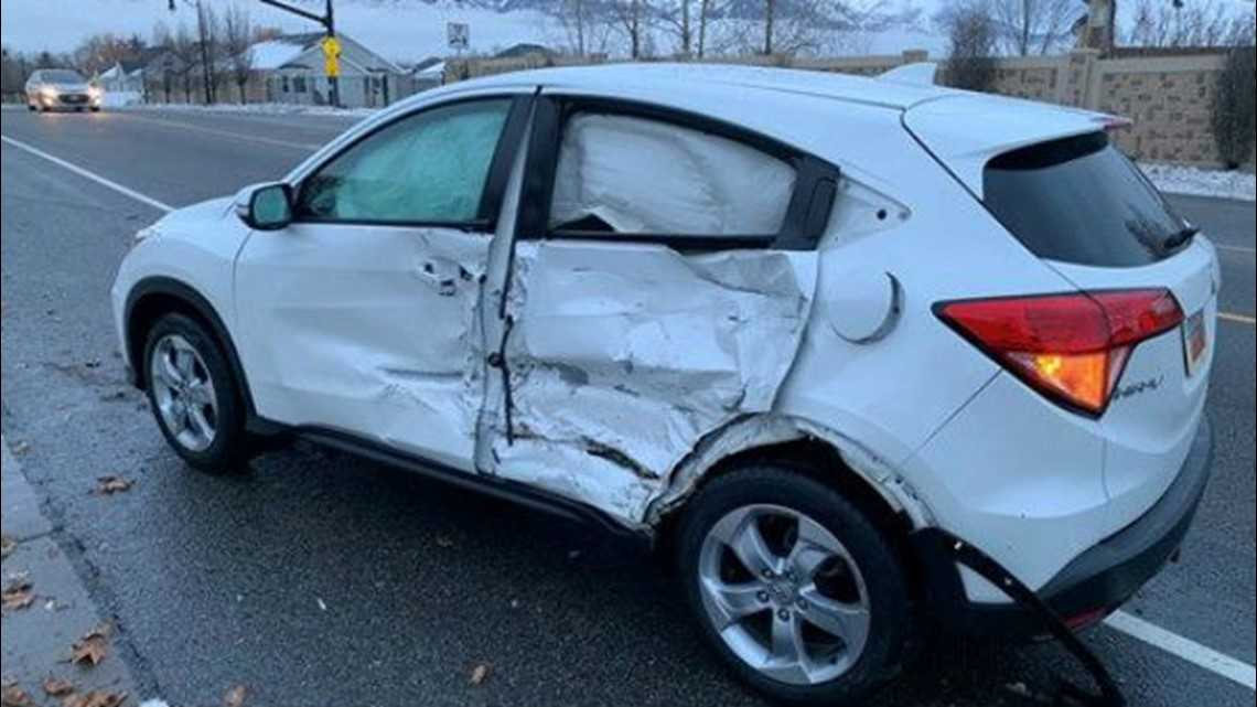Police: Utah driver crashes car while doing 'Bird Box Challenge'