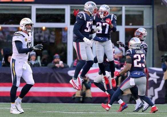 Satisfied? Patriots emphatically answered the skeptics