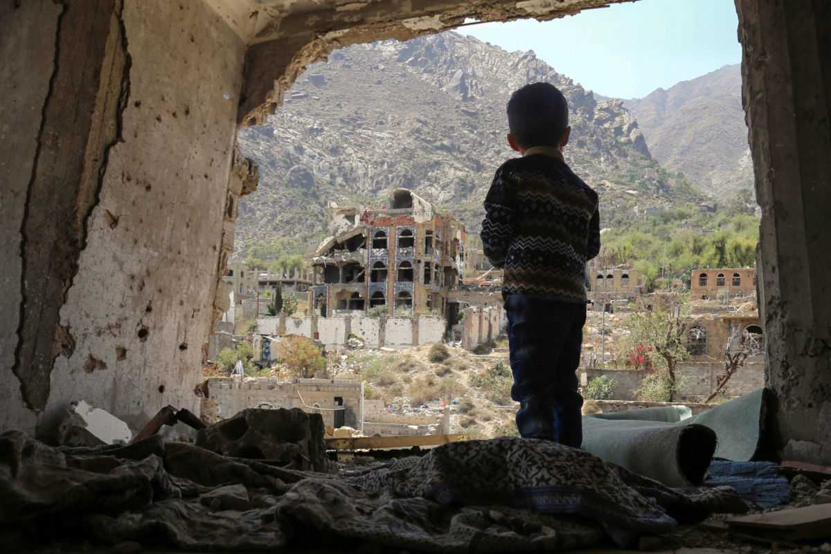 "Saudi Use of Child Soldiers in Yemen: US Tax Dollars ""Help Pay for It"""