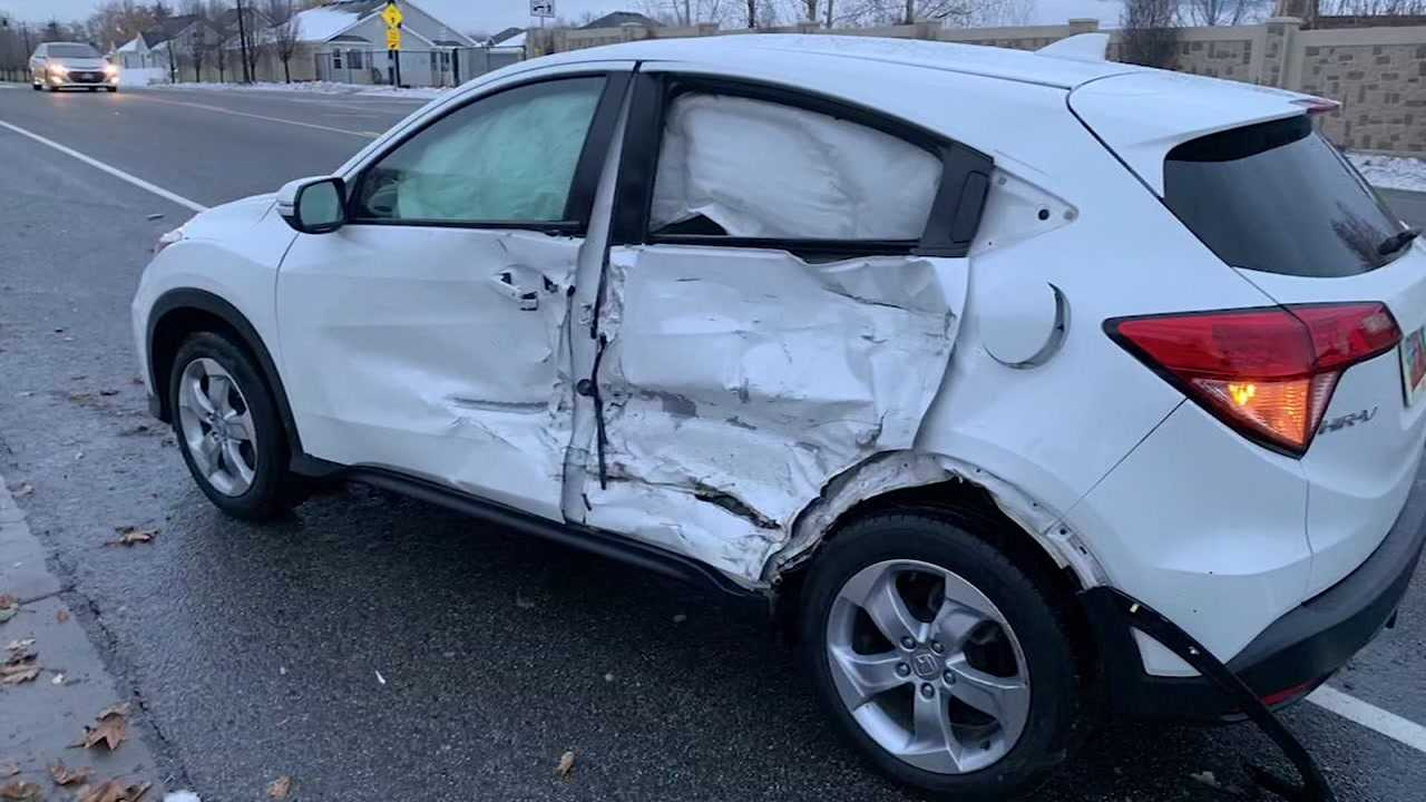 Teen driver could face charges after 'Bird Box' challenge crash