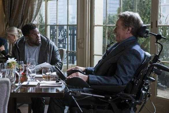 'The Upside' unseats 'Aquaman' as top flick at theaters