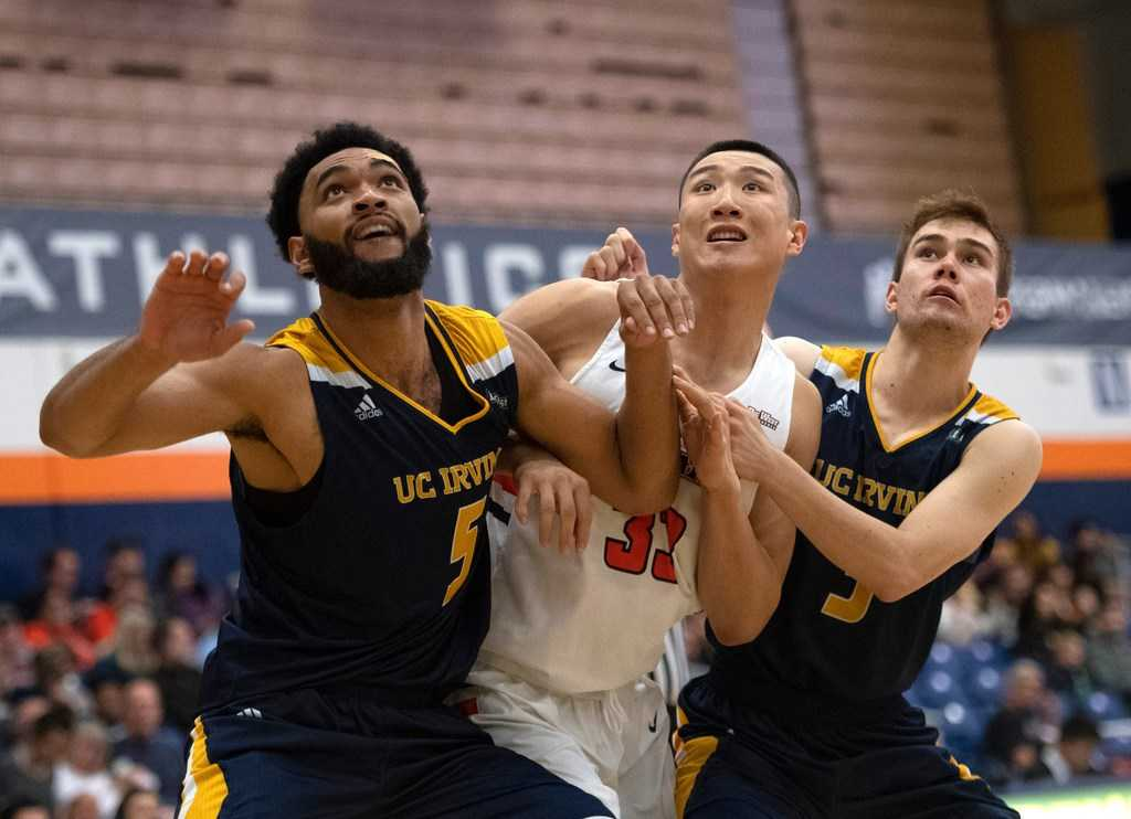 UC Irvine's bench leads Anteaters to win over Cal State Fullerton