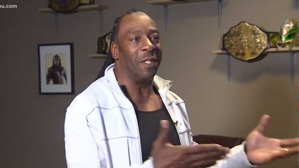 Wrestling legend Booker T sets sights on Houston mayoral seat, despite shaky past