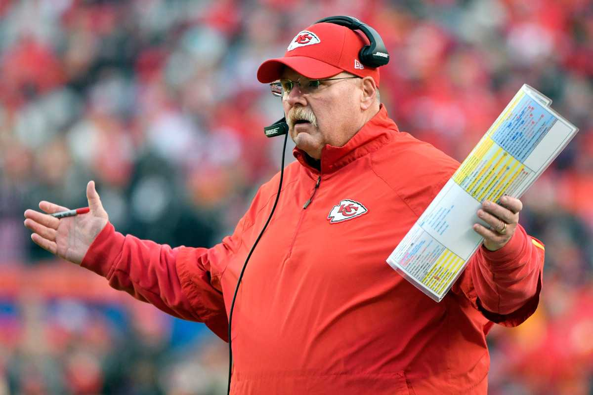 Andy Reid can avoid a fate he doesn't deserve with two wins