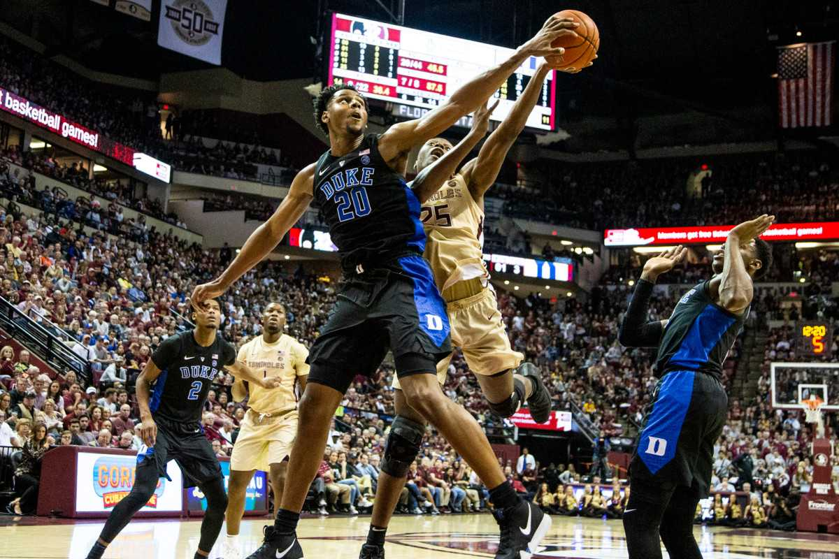 Duke's dominance hasn't earned oddsmakers' respect