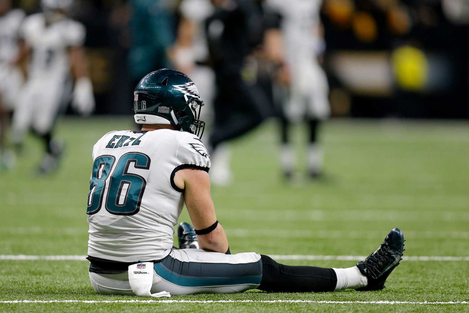 Eagles' Magic Runs Out In 20-14 Playoff Loss To Saints