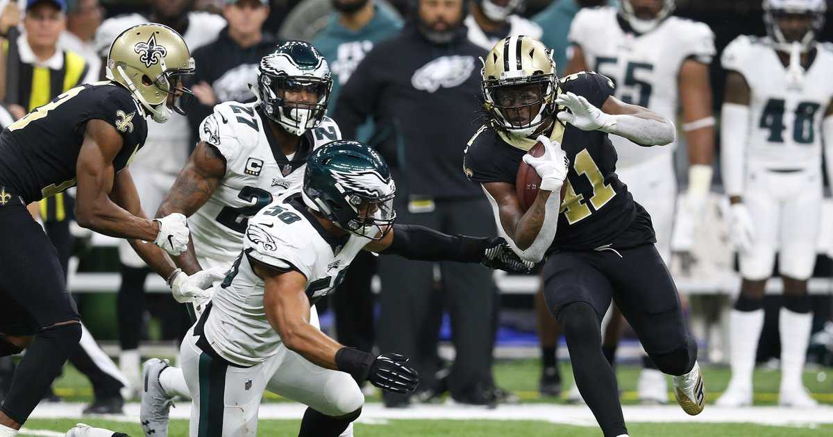 Eagles Super Bowl defense finally ends as Saints prove too much to handle