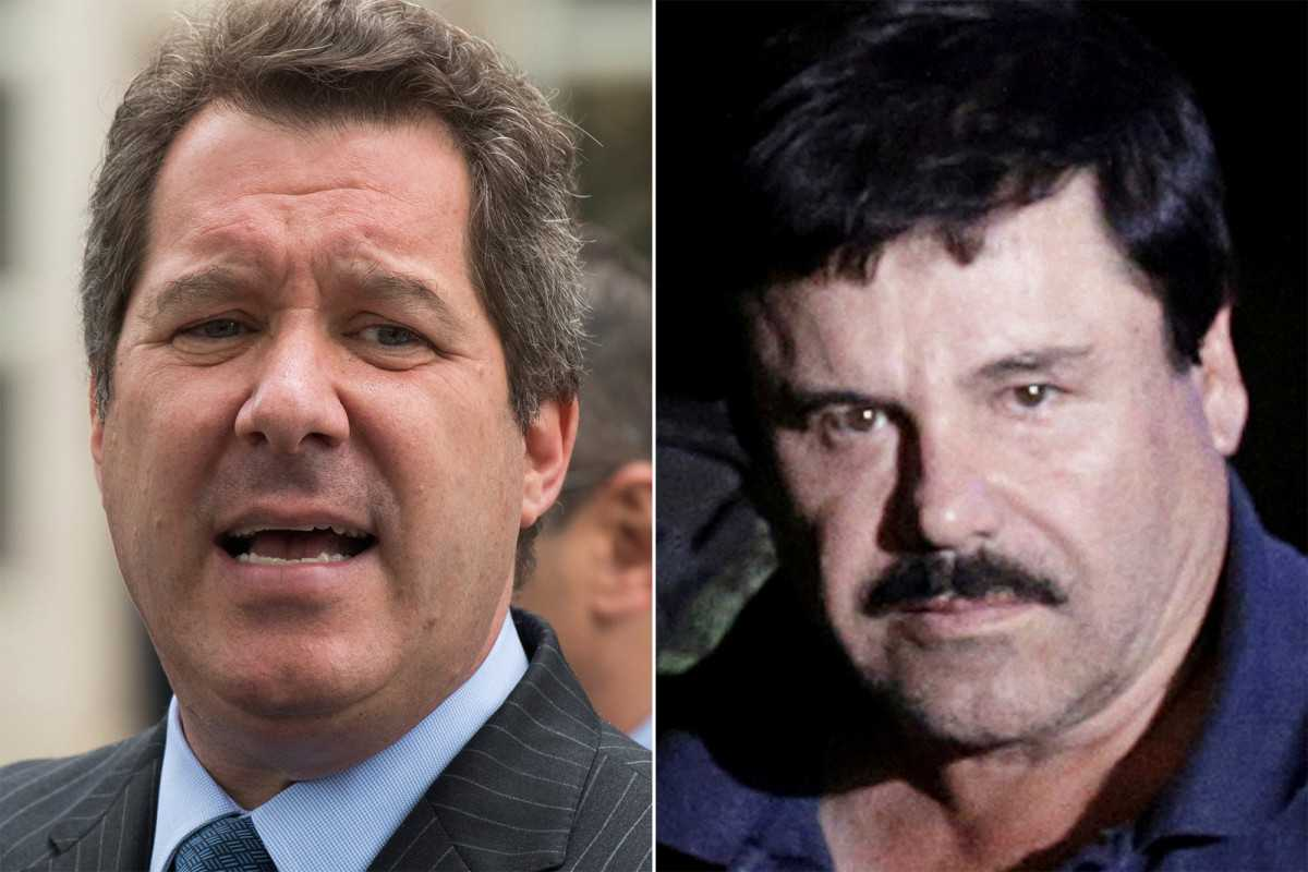 El Chapo lawyer who sexted Sarma Melngailis may be barred from visiting drug lord