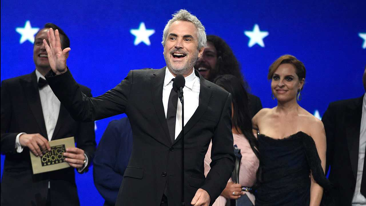 Full list of Critics' Choice Awards winners