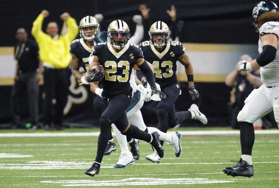 How Saints used key adjustments, patience to put an end to 'Foles Magic' in win over Eagles