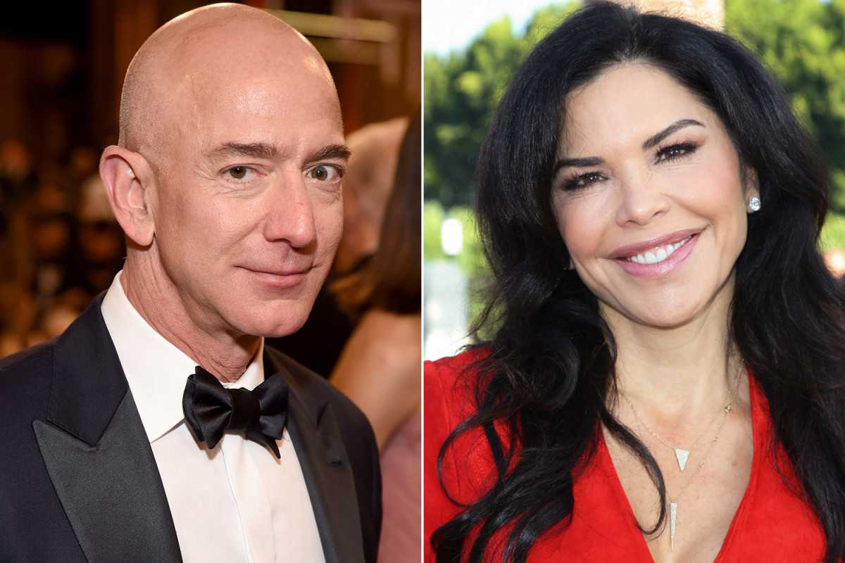 Jeff Bezos and Lauren Sanchez still together after leak of racy texts