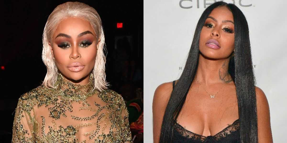 'Love & Hip Hop' Star Alexis Skyy Claims Blac Chyna Threw A Drink At Her