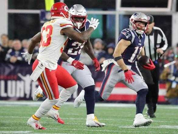Patriots had a feeling they'd see the Chiefs again