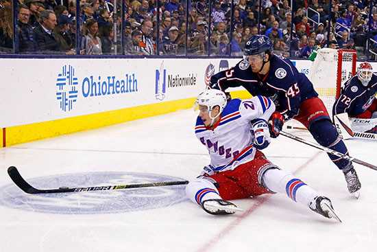 Plenty of blame to go around for Rangers' faceoff futility