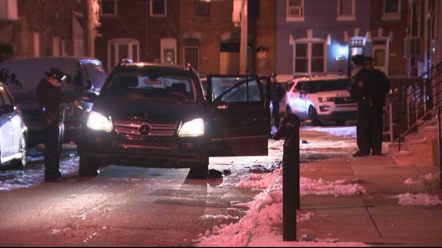 Police: Man Shot Multiple Times In Chest, Killed In Point Breeze