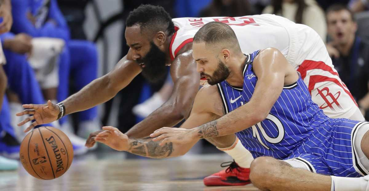 Rockets misfire, fall apart late in loss to Magic