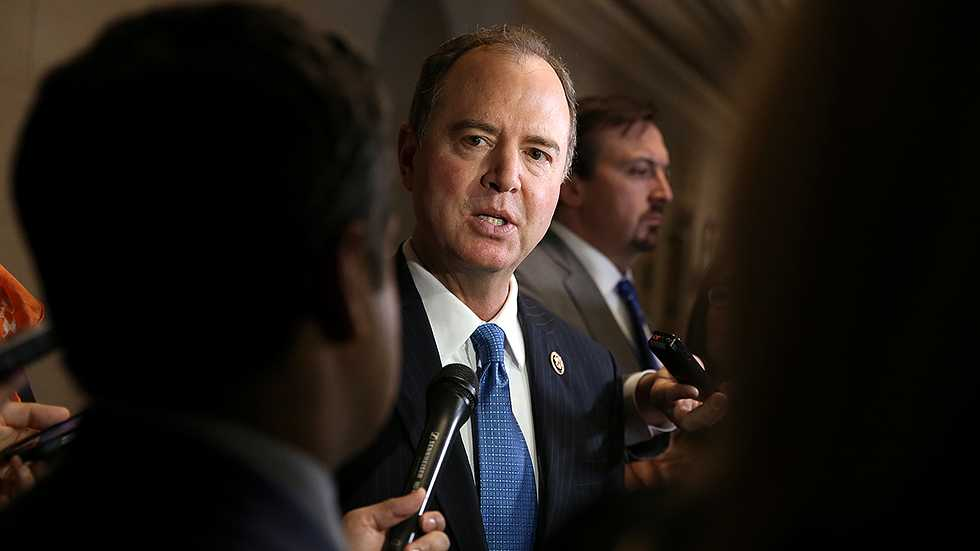 Schiff floats possibility of renewing demand for interpreter's notes from Trump-Putin meeting