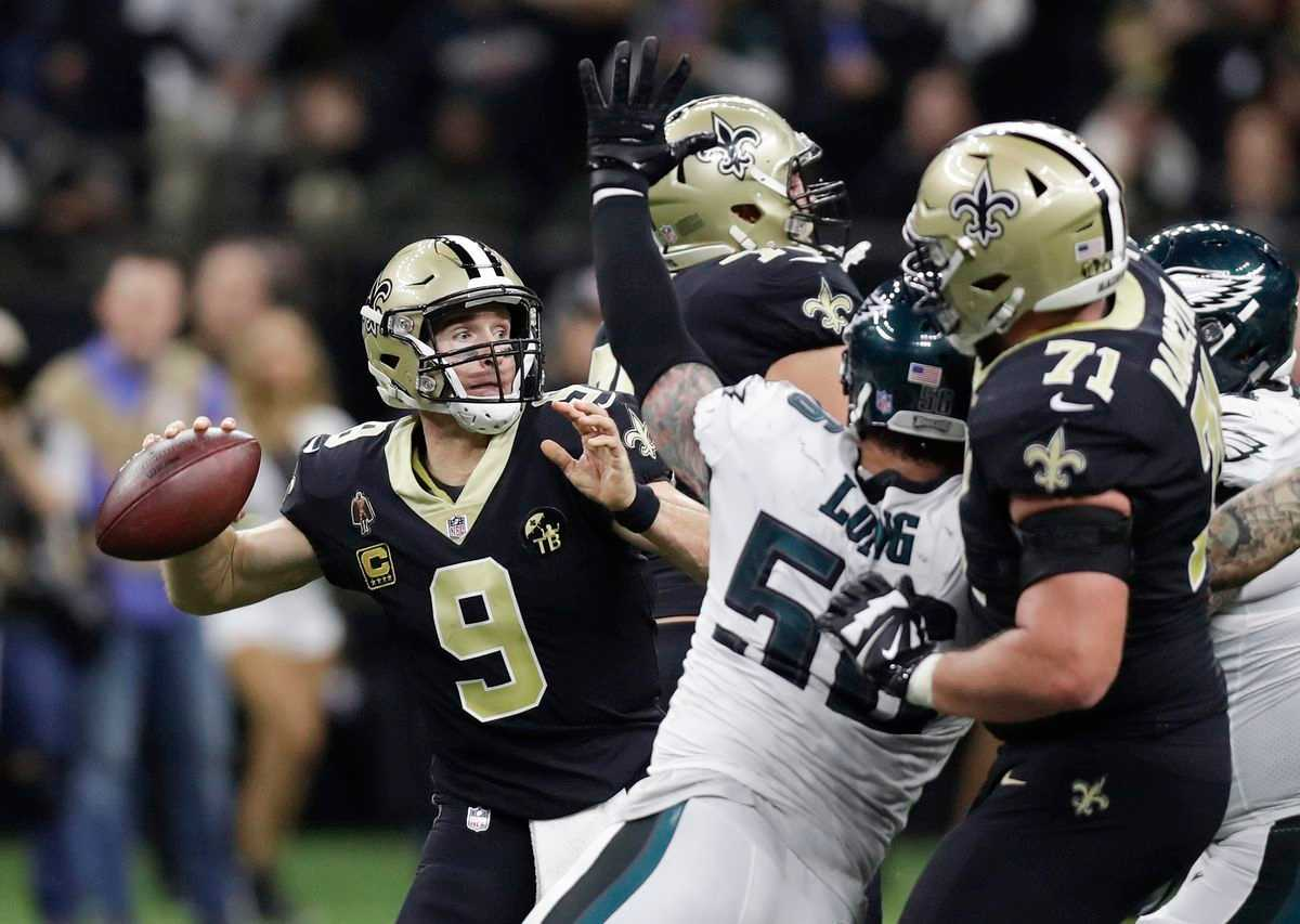 Sports betting: Saints are Super Bowl favorites; opening lines out for NFC, AFC Championship games