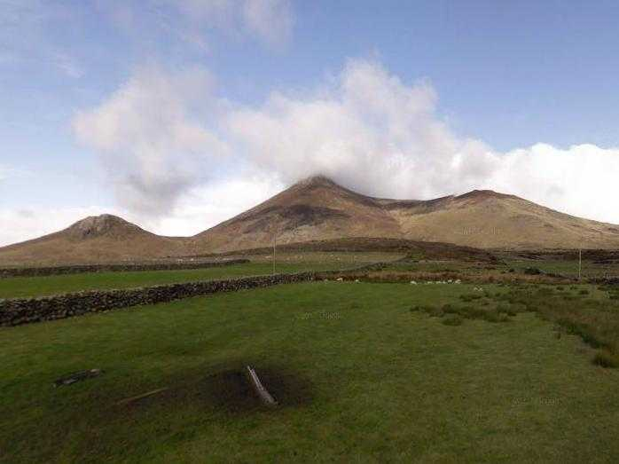 Two men die in separate falls while walking in Northern Ireland's Mourne Mountains