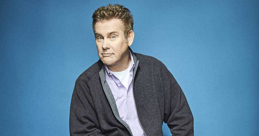 With Netflix Show, Veteran Comic Brian Regan Gets His Big Break—at 60