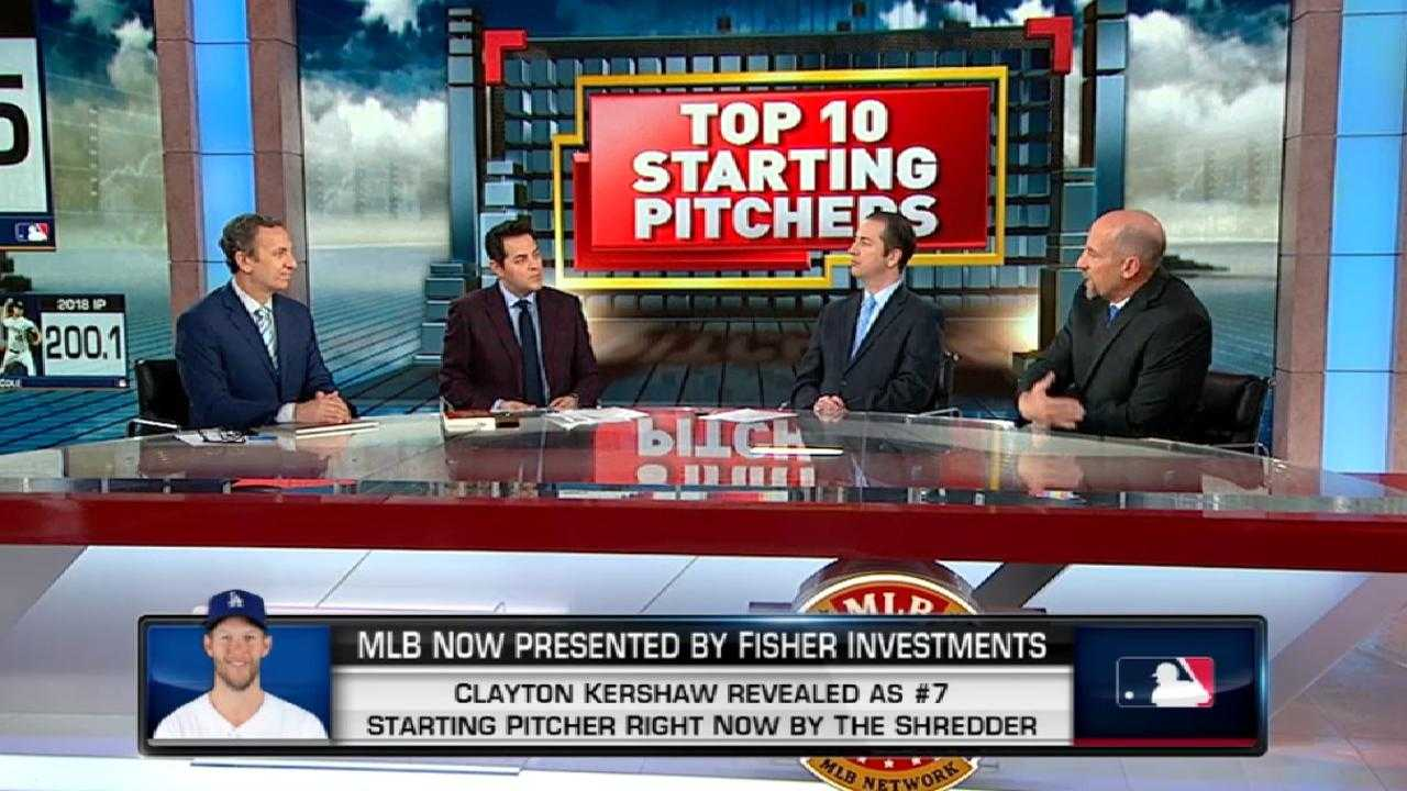 MLB Now on Top 10 SPs Right Now