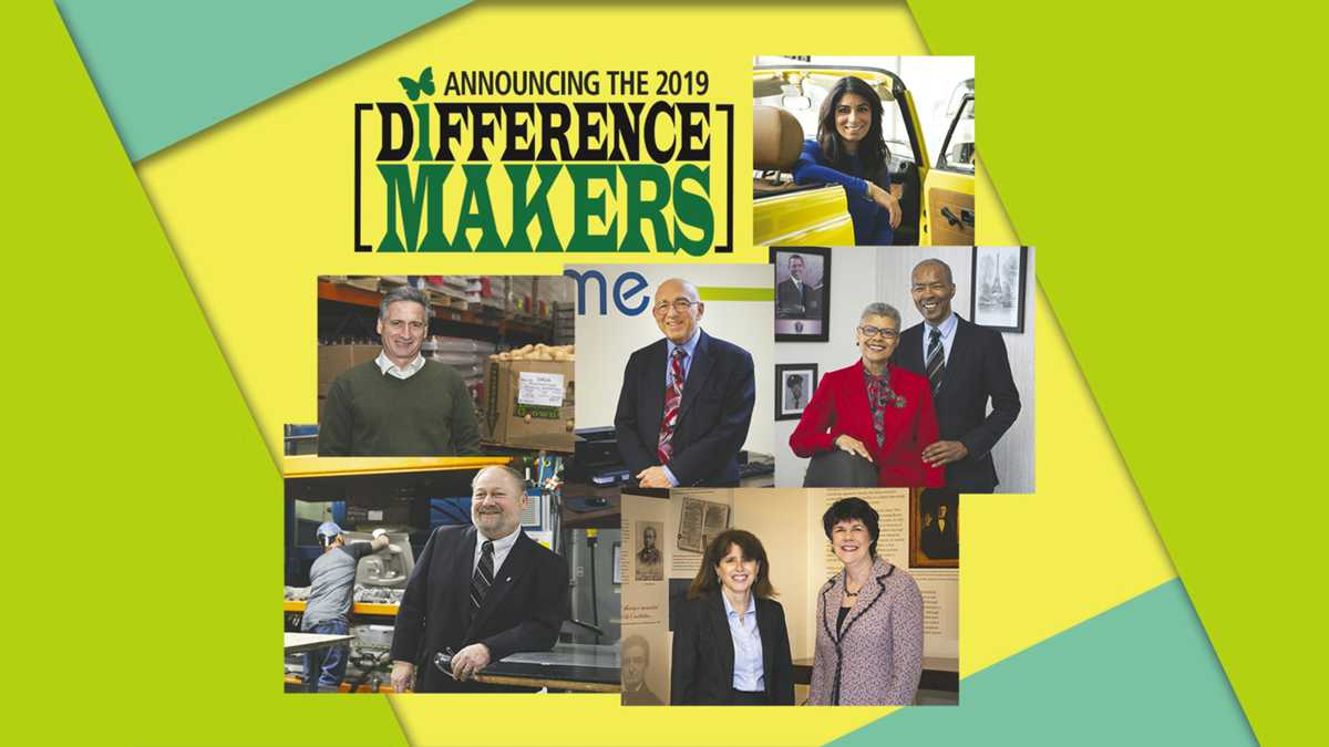 Announcing the 2019 Difference Makers