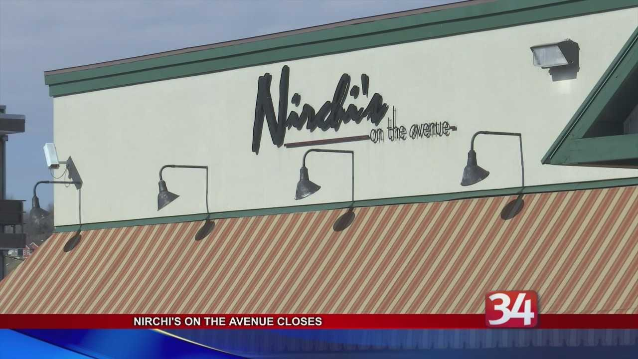 Nirchi's on the Avenue closes