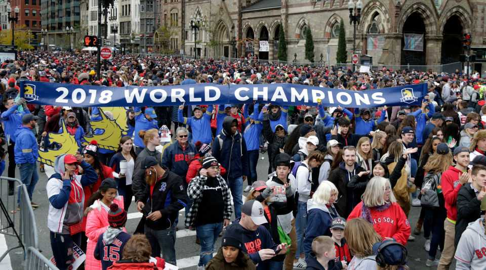 Patriots Super Bowl parade 2019: Look back at nearly two decades of championship celebrations in Boston