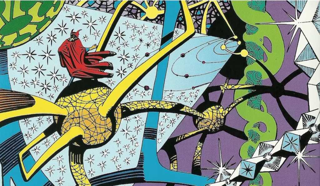 Steve Ditko's Art is a Love Letter to Chronic Pain