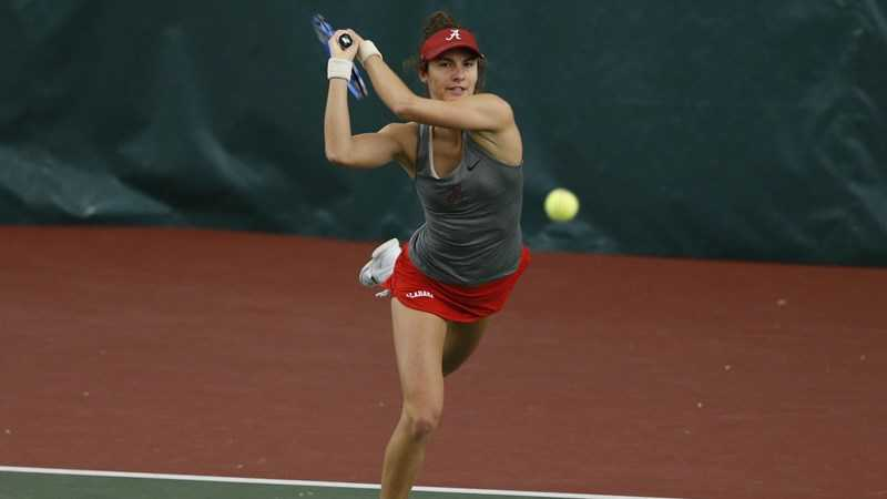 Andie Daniell Ranks as No. 47 Singles Player in Latest Oracle/ITA Rankings