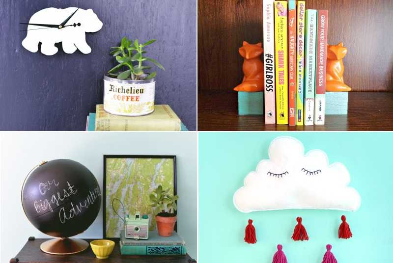 Fabulous DIYs For The Kids' Rooms