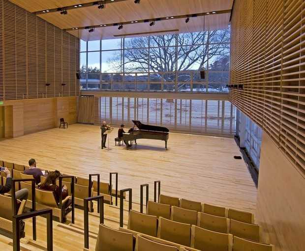 Tanglewood becomes year-round venue with opening of new facility
