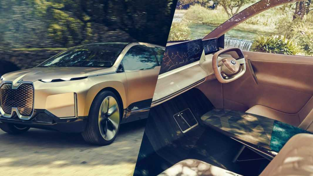 BMW to Launch Luxury Vegan Electric SUV