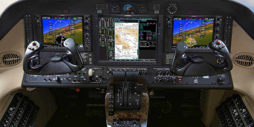 G1000NXi Now Available for Citation Mustang