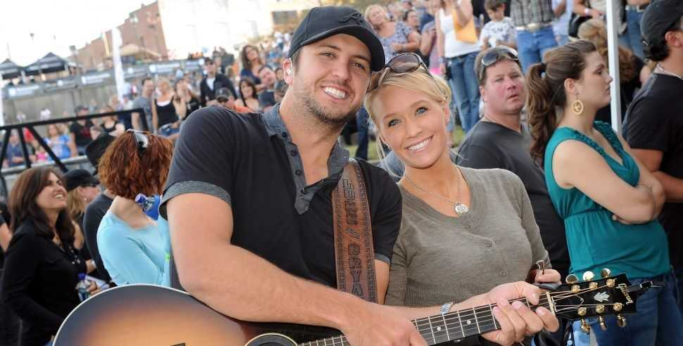 Luke Bryan's Wife Shares Advice for Her Kids